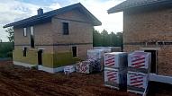 """Ar """"Paroc"""" akmens vati – mājas kā mūris"""