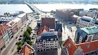 Ārvalstu projektu attīstītājus interesē renovējamas ēkas un zemes platības Rīgas centrā