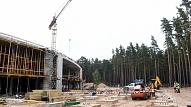 Neparedzētu darbu dēļ Mežaparka estrādes pārbūve sadārdzinājusies par 200 000 eiro