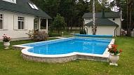 Dārza baseini  un dīķi