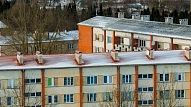 Betona dakstiņu jumts – labs risinājums daudzdzīvokļu mājām
