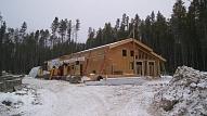 Būvniecība ziemā – kāpēc ne?