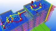 Būvniecības plānošana ar daudzdimensiju modeli BIM
