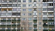 """""""Altum"""" aicinās iedzīvotājus nosiltināt garāko māju Latvijā - """"Lielo Ķīnas mūri"""" Ziepniekkalnā"""