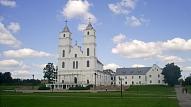 Iespējamas pāvesta Franciska vizītes gaidās piešķir 374 600 eiro Aglonas bazilikas komunikācijas centra renovācijai