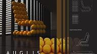Mēbeļu, interjera un stikla dizaina konkursi Ķīpsalas izstādē