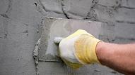 Ekoloģiskas izvēles sienu apmešanai: milti, māls, kaļķis