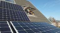 Eksperti: Enerģētikā nākotne pieder saules paneļiem