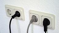 """Elektroapgāde traucēta vairākiem tūkstošiem """"Sadales tīkls"""" klientu"""