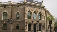 Elektropieslēguma rekonstrukcijas projekts Latvijas Bankas ēkai