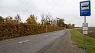 Atjaunots autoceļš līdz Rundāles pilij
