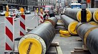 Rīgā pabeigti siltumtīklu rekonstrukcijas darbi Brīvības ielā