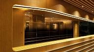 Glamūrs un izsmalcinātība Honkongas restorānā