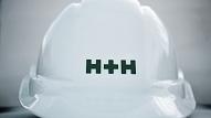<i>H+H</i> būvniecības sistēma