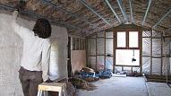 Harijs Tučs: Latvijā neprot kvalitatīvi būvēt ēkas, izmantojot plēves!