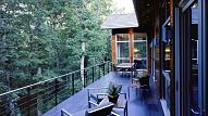 Idejas balkona un lodžijas iekārtošanai