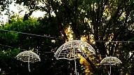 Idejas dārza dekoriem