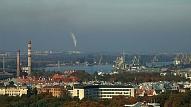 """Iedzīvotāji prasa atcelt būvatļauju """"Riga fertilizer terminal"""" minerālmēslu terminālim"""