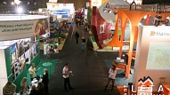 Izstāžu sabiedrības <i>PRIMA</i> Skonto hallē organizēto izstāžu grafiks 2009. gadam