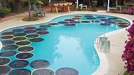Kā ar saules enerģiju sildīt baseinu?