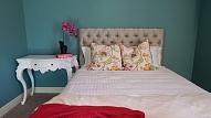 Kā iekārtot mazu guļamistabu?