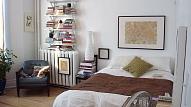 Kā iekārtot nelielu mājokli tā, lai tas šķistu plašāks?