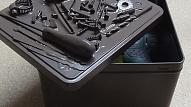 Kā izdekorēt uzglabāšanas kasti?