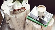 Kā izveidot kafijas galdiņu no celma?