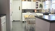 Kā iekārtot mazu virtuvi?