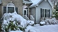 Kā pārdot māju ziemā