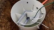Kā uzstādīt bioloģiskās attīrīšanas iekārtu privātmājai Rīgā