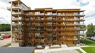 Konference par moderno koka arhitektūru un energoefektīvu ēku būvniecību