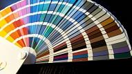 Krāsas interjerā: padomi, kas palīdzēs pieņemt pareizo lēmumu