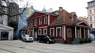 Kultūrvēsturiski nozīmīgo koka ēku Berga bazārā plāno rekonstruēt gada laikā