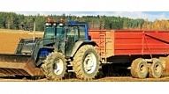 Lai traktortehnika būtu droša uz ceļa