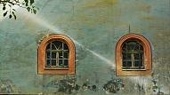 Liepājā pabeigta jūgendstila ēkas fasādes nostiprināšana