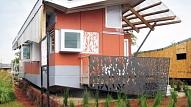 Māja, kas izdzīvo plūdu laikā