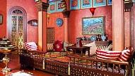 Marokāņu stils mājokļa interjerā