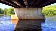 Pabeigta 1,175 miljonu eiro vērtā tilta būvniecība pār Vircavu