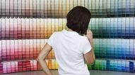 Padomi, kas jāņem vērā, izvēloties krāsu sienu apdarei