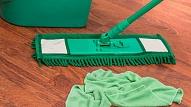 Paklājs, koks, flīzes, vinils, lamināts: kā pareizi mazgāt dažādus grīdas segumus?