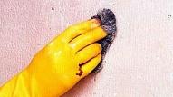 Paņēmieni vecās krāsas noņemšanai no sienas un griestiem
