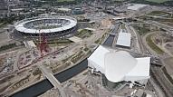 """Pār Londonas Olimpisko ciematu paceļas unikāls skatu """"tornis"""""""