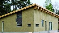 <i>Paroc</i> pasīvās ēkas pilotprojekts Zviedrijā