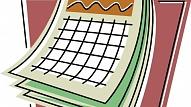 Plānoto notikumu kalendārs šonedēļ