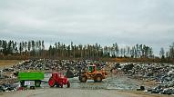 Sadzīves atkritumu apsaimniekošanas projekts Piejūras reģionā