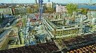 Latvijas Nacionālās bibliotēkas būvlaukums sagatavots celtniecībai