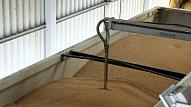 """Saimniecība """"Dīķmalas"""" ieguldīs graudu kaltes pārbūvē un graudu uzglabāšanas torņu celtniecībā"""