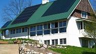 Seši mīti par saules baterijām