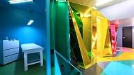 Skaistumkopšanas salons visās varavīksnes krāsās